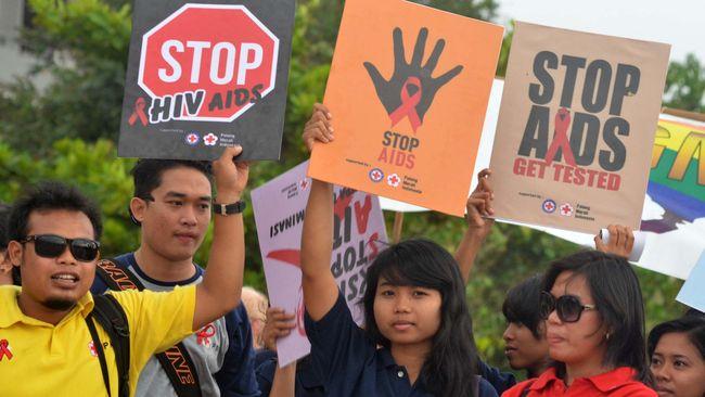 Banyak pengidap HIV dan AIDS berasal dari kalangan pemuda. Karena itu, sebagai pemuda, kitalah yang terlebih dahulu bertindak.