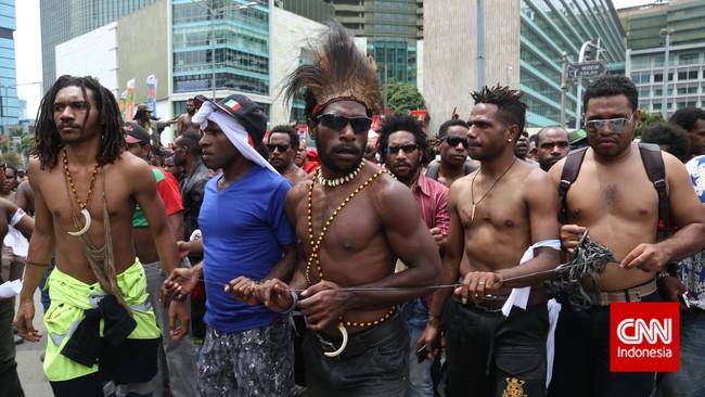 DPD Kritik Revisi UU Otsus: Pusat Hilangkan Kekhususan Papua