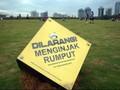 Minim Ruang Publik, Warga Jakarta Tidak Bahagia
