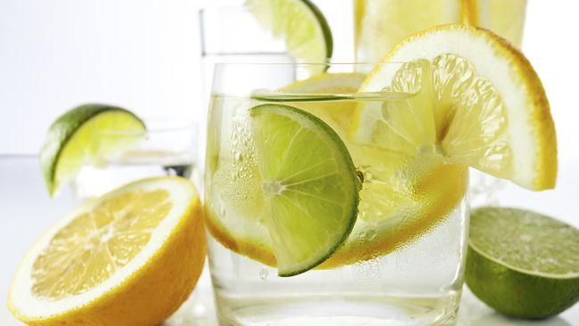 7 Manfaat Air Lemon Pada Pagi Hari