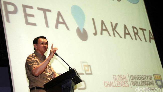 Ahok Gandeng Twitter Pantau Banjir Jakarta