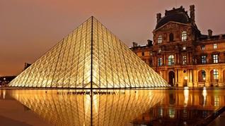 Kasus Corona di Eropa Meningkat, Prancis Tutup Museum Louvre