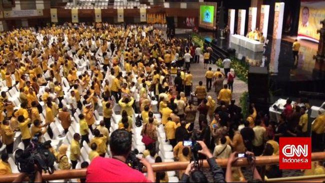 Politikus senior Golkar Indra Bambang Utoyo bertekad membawa partainya lebih baik dari lima tahun ke belakang yang mana mengalami penurunan perolehan suara.