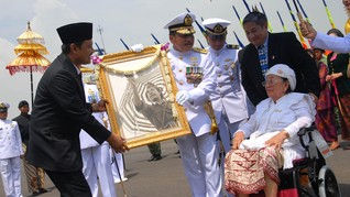 Sulistina, Istri Pahlawan Nasional Bung Tomo Tutup Usia