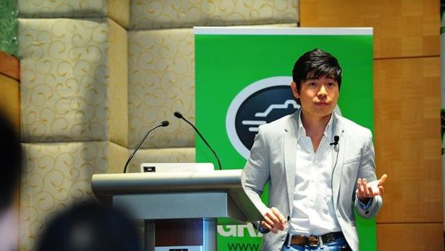 Anthony Tan, Founder dan Group CEO GrabTaxi