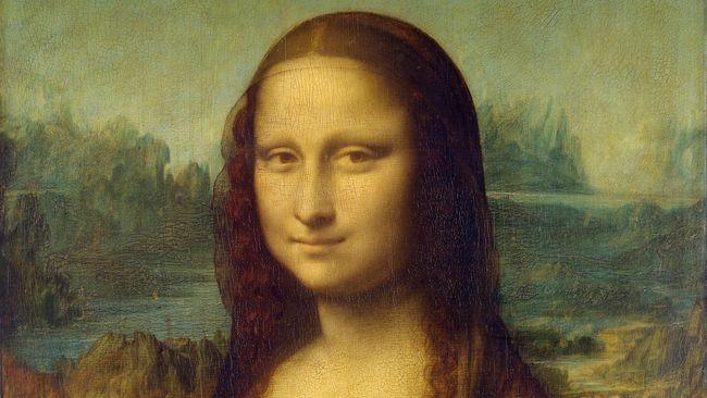 Berikut lima lukisan Leonardo da Vinci yang mendunia, mulai dari Mona Lisa hingga Salvator Mundi.