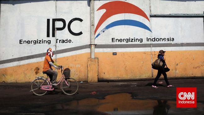 IPC menutup tiga terminal di Pelabuhan Tanjung Pandan, Pangkal Balam dan Boom Baru karena virus corona.