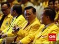 Agung Laksono Galang Dukungan Pukul 19.00 di Bandung