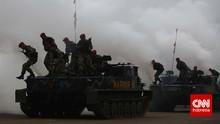 TNI Bantah Video Viral Tank Sekat Jalur Mudik: Itu Latihan
