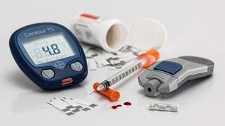 Studi: Diabetes Tingkatkan Risiko Kematian Pasien Corona