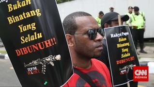 Polri Beberkan 11 Kasus Dugaan Pelanggaran HAM di Papua