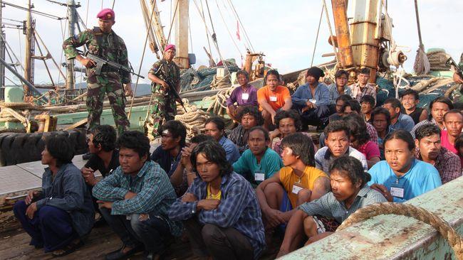 Tanpa Ikan Indonesia, Ekspor Hasil Laut Thailand Terjun Bebas