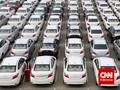 Penjualan Mobil Melorot Lima Bulan Beruntun