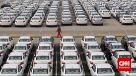 Sri Mulyani Mulai Finalisasi Aturan Pajak Gratis Mobil Baru