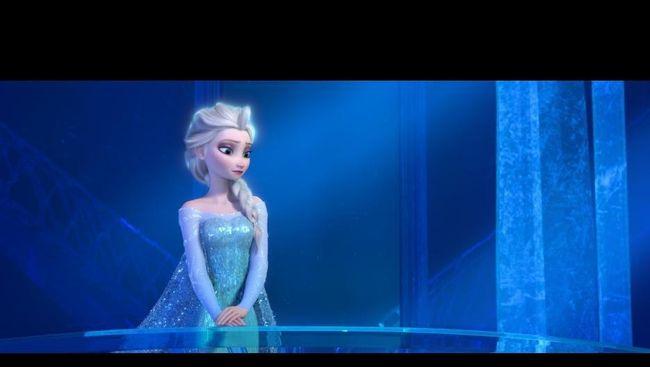 Apa yang menyebabkan Frozen lebih menarik dibanding film putri Disney terdahulu?