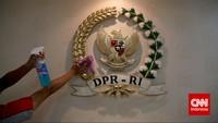 DPR Batal Rapat Bahas Konsultasi Pansus KPK dengan Jokowi