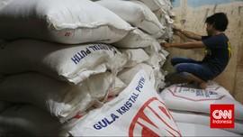 Bos PTPN Ngadu ke DPR Cuma Dikasih Kuota Impor Gula 2 Persen