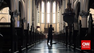 Keuskupan Semarang Belum Izinkan Gereja Katolik Dibuka