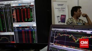 Jokowi Tunjukkan Sikap, IHSG Cetak Rekor Baru