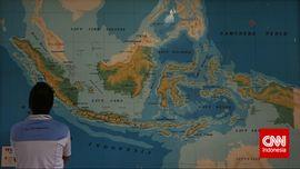 30 Persen Potensi Gempa Dunia Ada di Indonesia