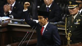 Jokowi Bahas Pola Pembangunan Kebudayaan Nasional