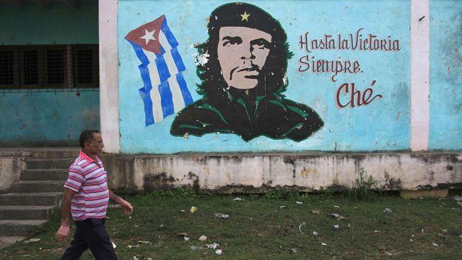 Kuba dikenal sebagai negara yang tidak terlalu