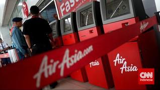 Traveloka Buka Opsi Kerja Sama Jual Lagi Tiket Air Asia