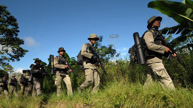 Anggota KKB yang tewas ditembak aparat di Ilaga, Papua, Kamis (13/5), bukan salah satu komandan KKB Lekagak Telenggen, Lesmin Waker, namun ajudannya.