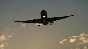 Nasib Sial Pesawat Mewah Sang Diktator Muammar Khadafi