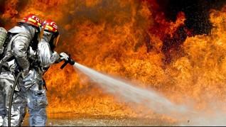 Gedung Huawei di Selatan China Terbakar, Tiga Orang Tewas