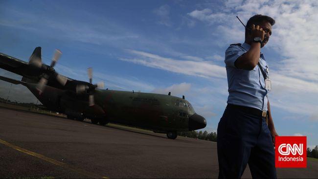 Deretan pesawat yang diterbangkan TNI AU untuk mencari Sriwijaya Air SJ 182 beberapa di antaranya adalah EC-752 Caracal, Fix Wing Boeing 737 Intai Maritim.