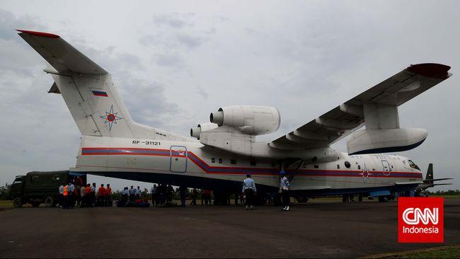 Wilayah Indonesia yang luas, mencakup tiga Alur Laut Kepulauan Indonesia, kata KSAU Marsekal Agus Supriatna, butuh minimal 12-16 unit pesawat amfibi.
