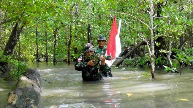 BIG dan TNI menjelaskan asal-muasal konflik soal Pulau Sipadan dan Ligitan Antara Indonesia-Malaysia.