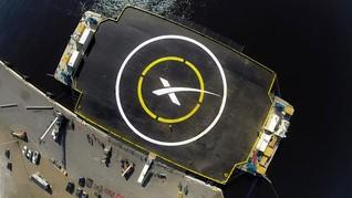 SpaceX Kembali Sukses Kirim Satelit GPS Militer AS ke Orbit