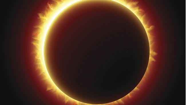 Gerhana matahari total akan terjadi pada 9 Maret 2016 dan bisa disaksikan dari 11 provinsi di Indonesia, termasuk Palembang.