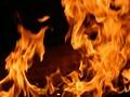 Pipa Pertamina Terbakar di Pinggir Tol Padalarang-Buah Batu