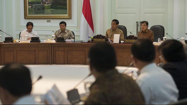 Jokowi Buat Perpres Atur Pencegahan Kekerasan di Sekolah