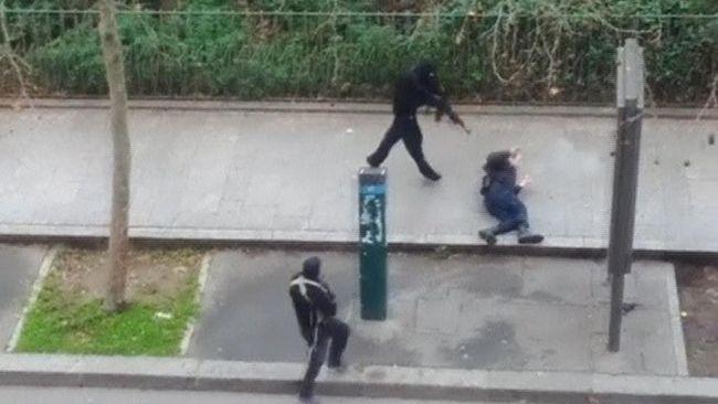 Polisi Korban Penembakan di Paris Seorang Muslim