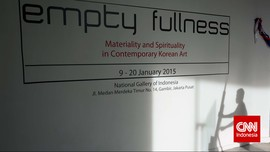 Keanggunan Seni Monokrom Korea