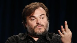 Jack Black Lawan Iblis di 'House With a Clock in Its Walls'