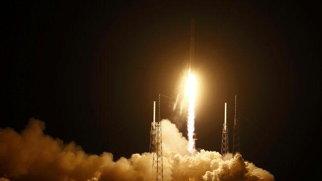 Astronaut NASA Sebut Ruang Angkasa Picu Perubahan Gen Manusia