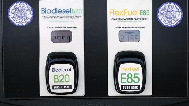Pertamina dituntut menjaga kualitas B20 untuk Euro 2 dan Euro 4.