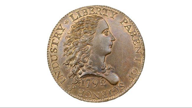 Koin Kuno Ini Terjual Dengan Harga Rp32 Miliar