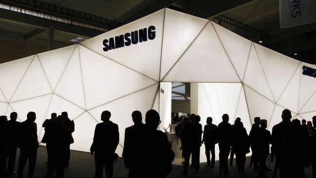Samsung mengantongi pendapatan dan keuntungan besar pada kuartal pertama 2018 didominasi dari lini bisnis chipset.