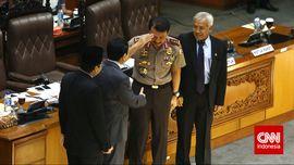 DPR Bakal Ribut Kalau Jokowi Tak Lantik Budi Gunawan