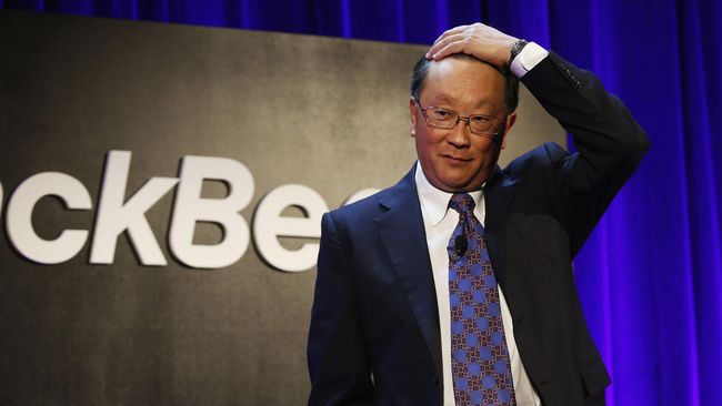 BlackBerry mengaku kecewa atas keputusan Facebook dan WhatsApp yang meninggalkan mereka. Tapi apa daya.