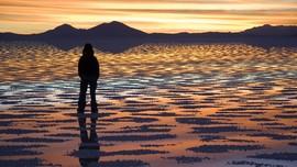 Terpukau Keunikan Alam Latin di Bolivia