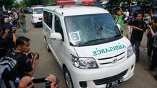 Polda-Dinkes Koordinasi Cegah Ambulans Pasok Batu Pedemo