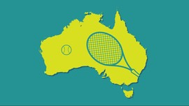 Australia Terbuka dalam Angka