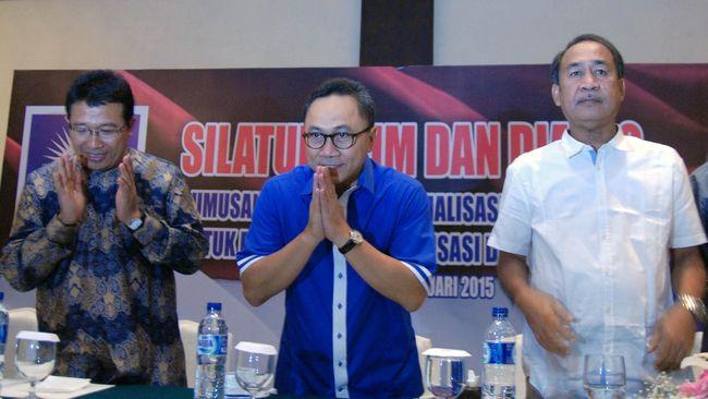 Deklarasi Zulkifli Hasan di Surabaya diklaim dihadiri 26 Dewan Pimpinan Wilayah dan sekitar 200 Dewan Pimpinan Daerah PAN.